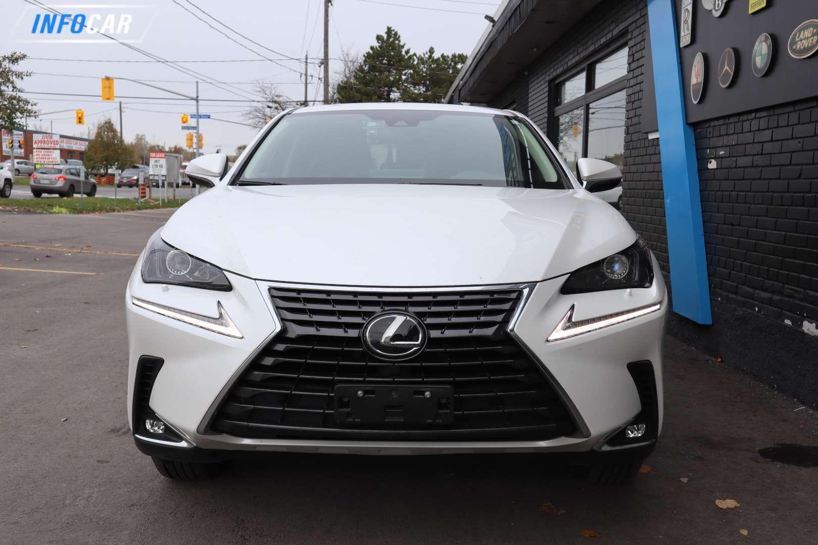 2020 Lexus NX 300  - INFOCAR - Toronto's Most Comprehensive New and Used Auto Trading Platform
