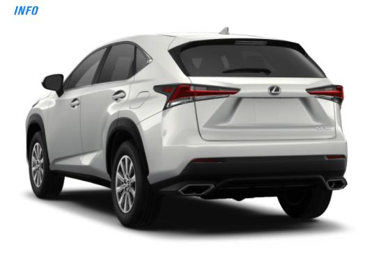 2021 Lexus NX 300 AWD - INFOCAR - Toronto's Most Comprehensive New and Used Auto Trading Platform