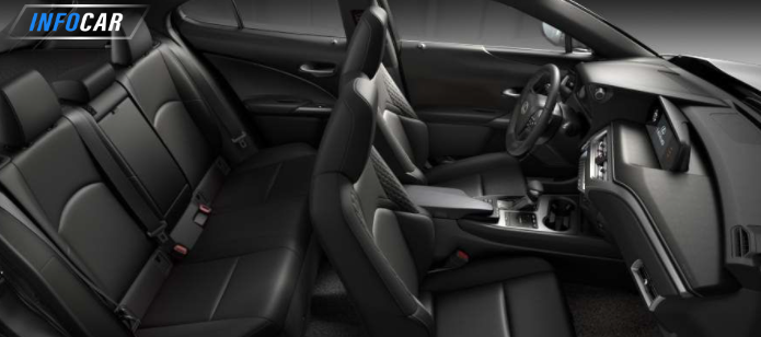 2021 Lexus UX 250h AWD - INFOCAR - Toronto's Most Comprehensive New and Used Auto Trading Platform