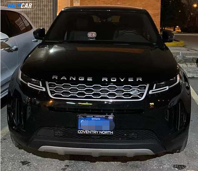 2020 Land Rover Range Rover Evoque P 250 - INFOCAR - Toronto's Most Comprehensive New and Used Auto Trading Platform
