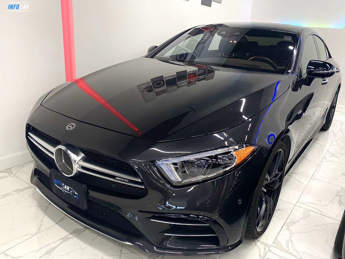 2019 Mercedes-Benz CLS-Class 53 AMG Edition 1 - INFOCAR - Toronto's Most Comprehensive New and Used Auto Trading Platform