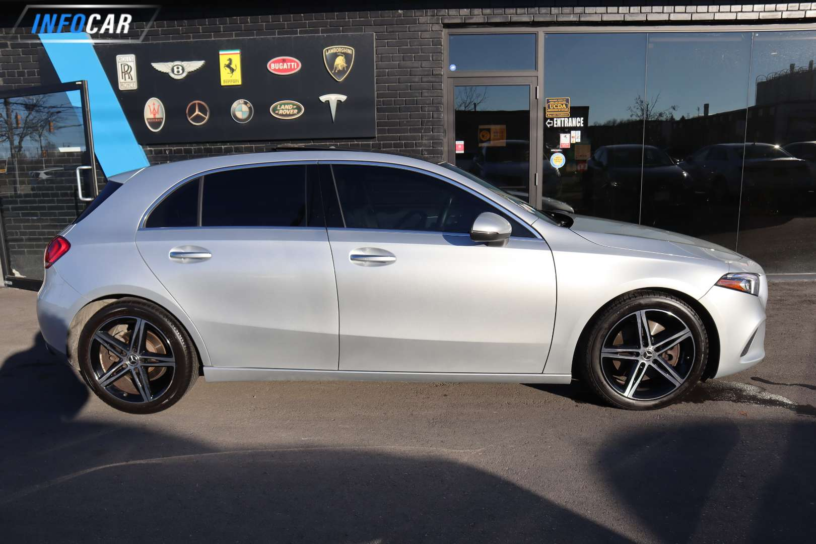 2019 Mercedes-Benz A-Class A250 - INFOCAR - Toronto's Most Comprehensive New and Used Auto Trading Platform