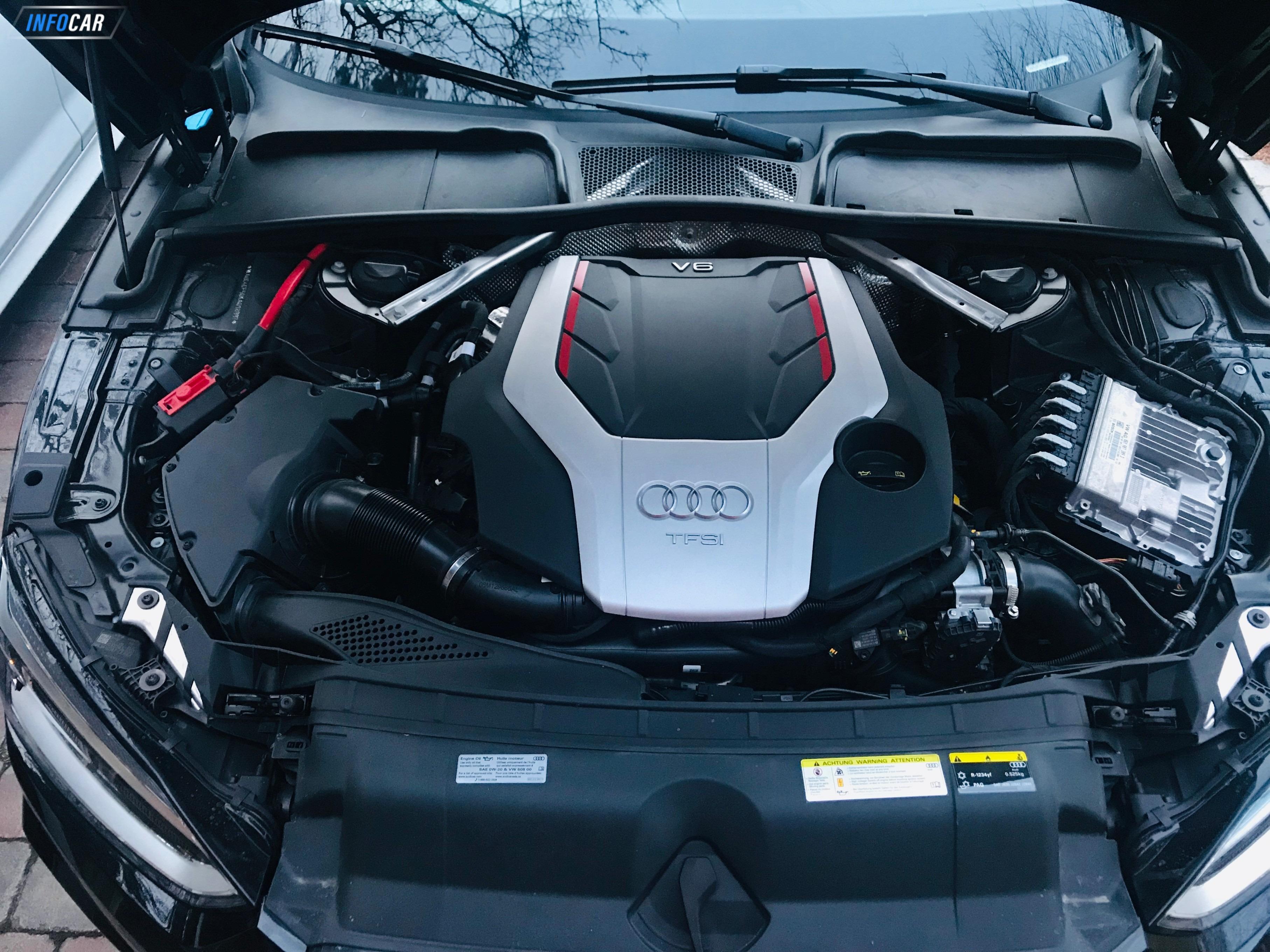 2019 Audi S5 Sportback - INFOCAR - Toronto's Most Comprehensive New and Used Auto Trading Platform