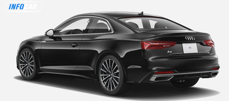 2020 Audi A5 Komfort - INFOCAR - Toronto's Most Comprehensive New and Used Auto Trading Platform