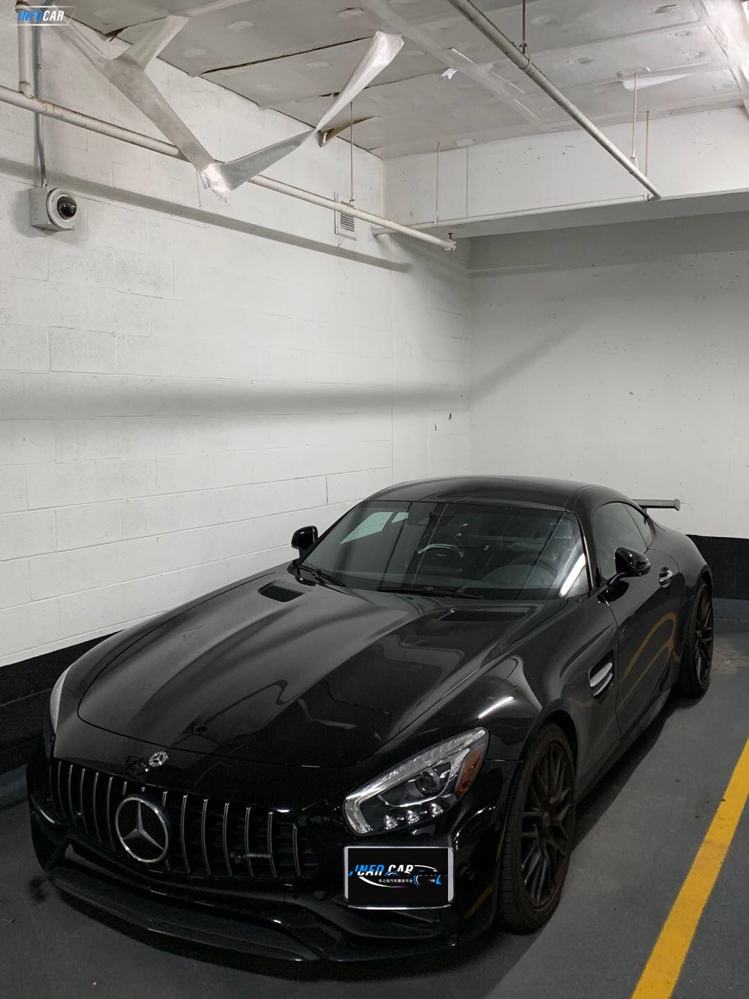 2018 Mercedes-Benz AMG GT GTC - INFOCAR - Toronto's Most Comprehensive New and Used Auto Trading Platform
