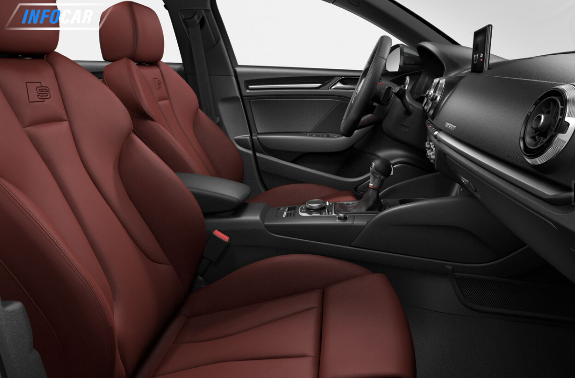 2020 Audi S3 Technik - INFOCAR - Toronto's Most Comprehensive New and Used Auto Trading Platform