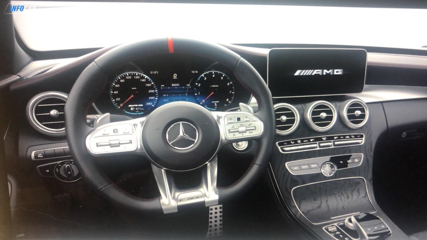 2019 Mercedes-Benz C-Class C43 - INFOCAR - Toronto's Most Comprehensive New and Used Auto Trading Platform