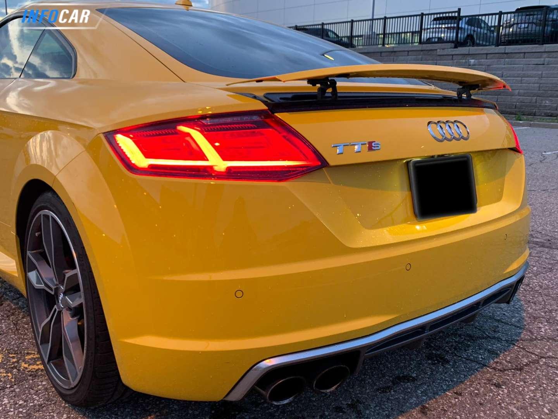 2018 Audi TTS  - INFOCAR - Toronto's Most Comprehensive New and Used Auto Trading Platform