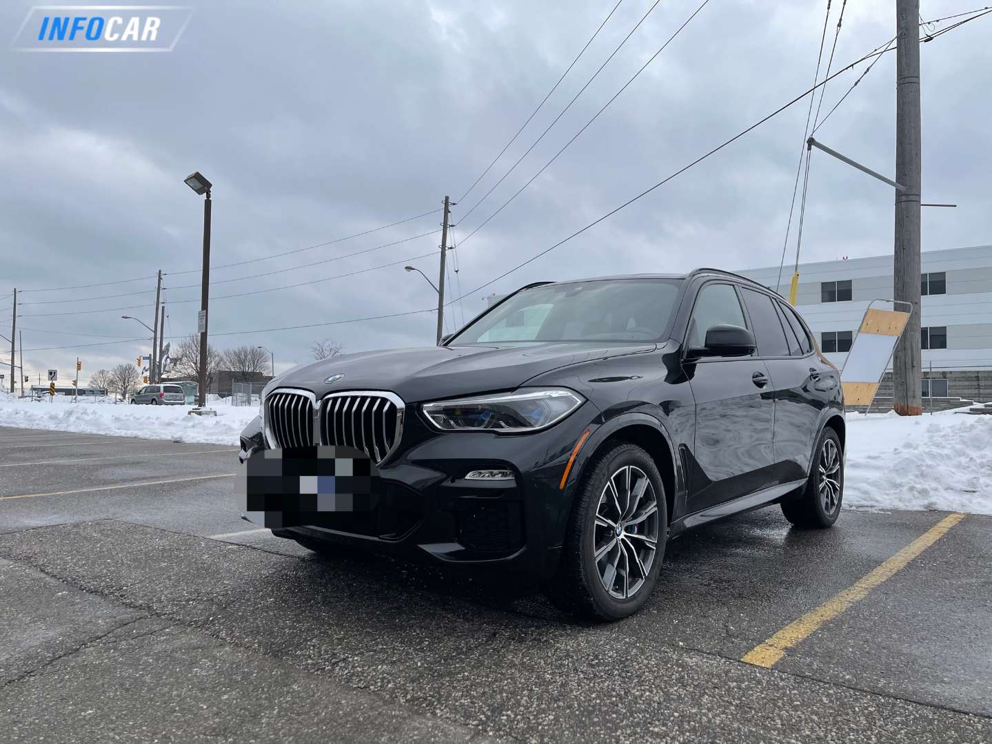 2020 BMW X5 Enhanced+M PKG - INFOCAR - Toronto's Most Comprehensive New and Used Auto Trading Platform