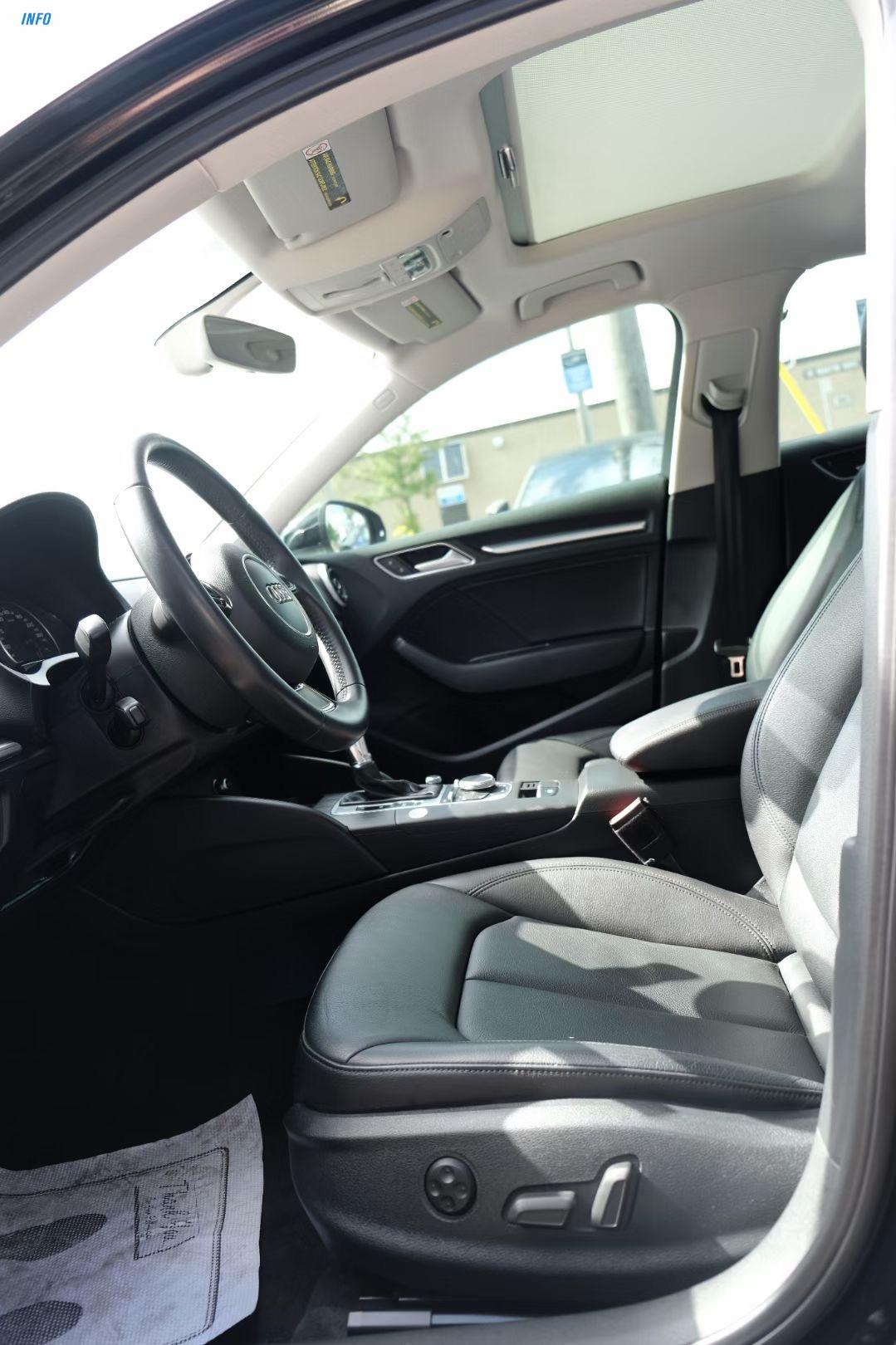 2016 Audi A3 progressive - INFOCAR - Toronto's Most Comprehensive New and Used Auto Trading Platform