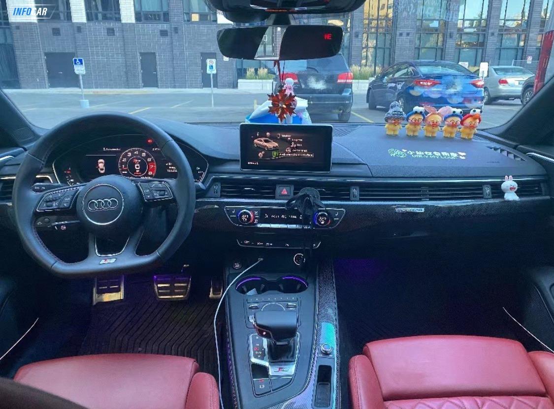 2018 Audi S5 Sportback - INFOCAR - Toronto's Most Comprehensive New and Used Auto Trading Platform