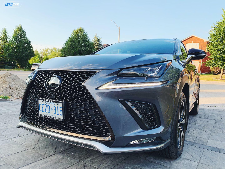 2018 Lexus NX 300 fsport 2 - INFOCAR - Toronto's Most Comprehensive New and Used Auto Trading Platform