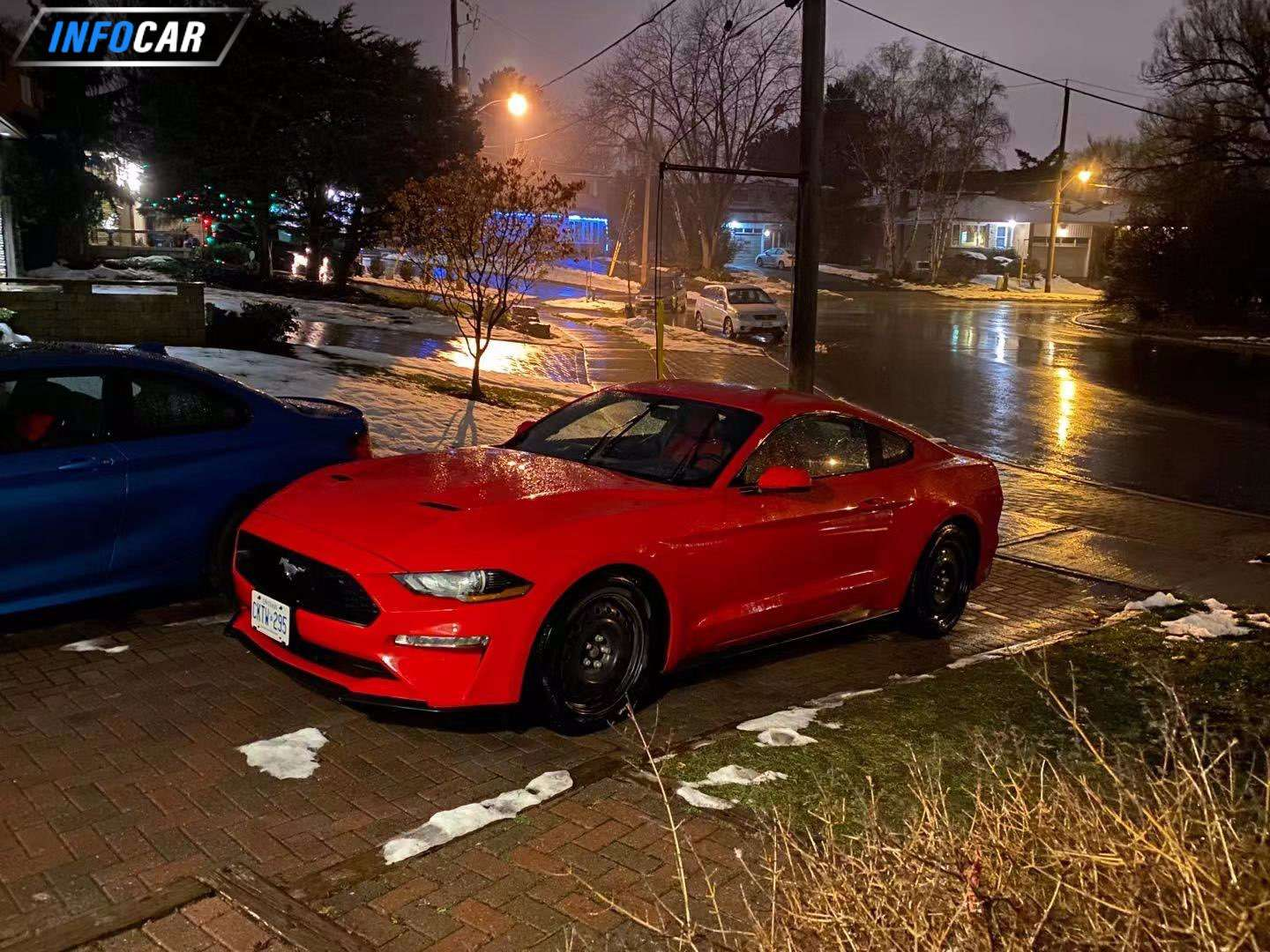 2019 Ford Mustang Premium - INFOCAR - Toronto's Most Comprehensive New and Used Auto Trading Platform