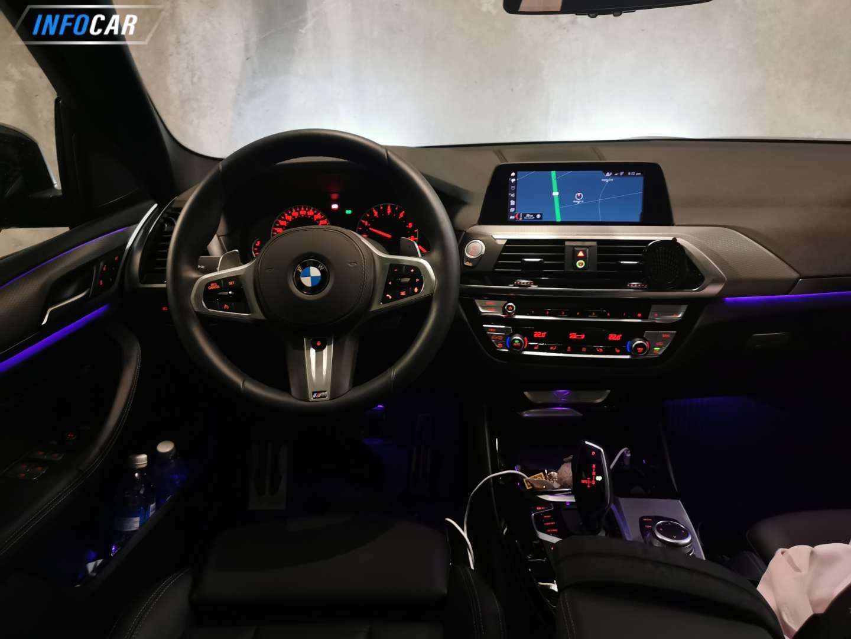 2020 BMW X3  - INFOCAR - Toronto's Most Comprehensive New and Used Auto Trading Platform