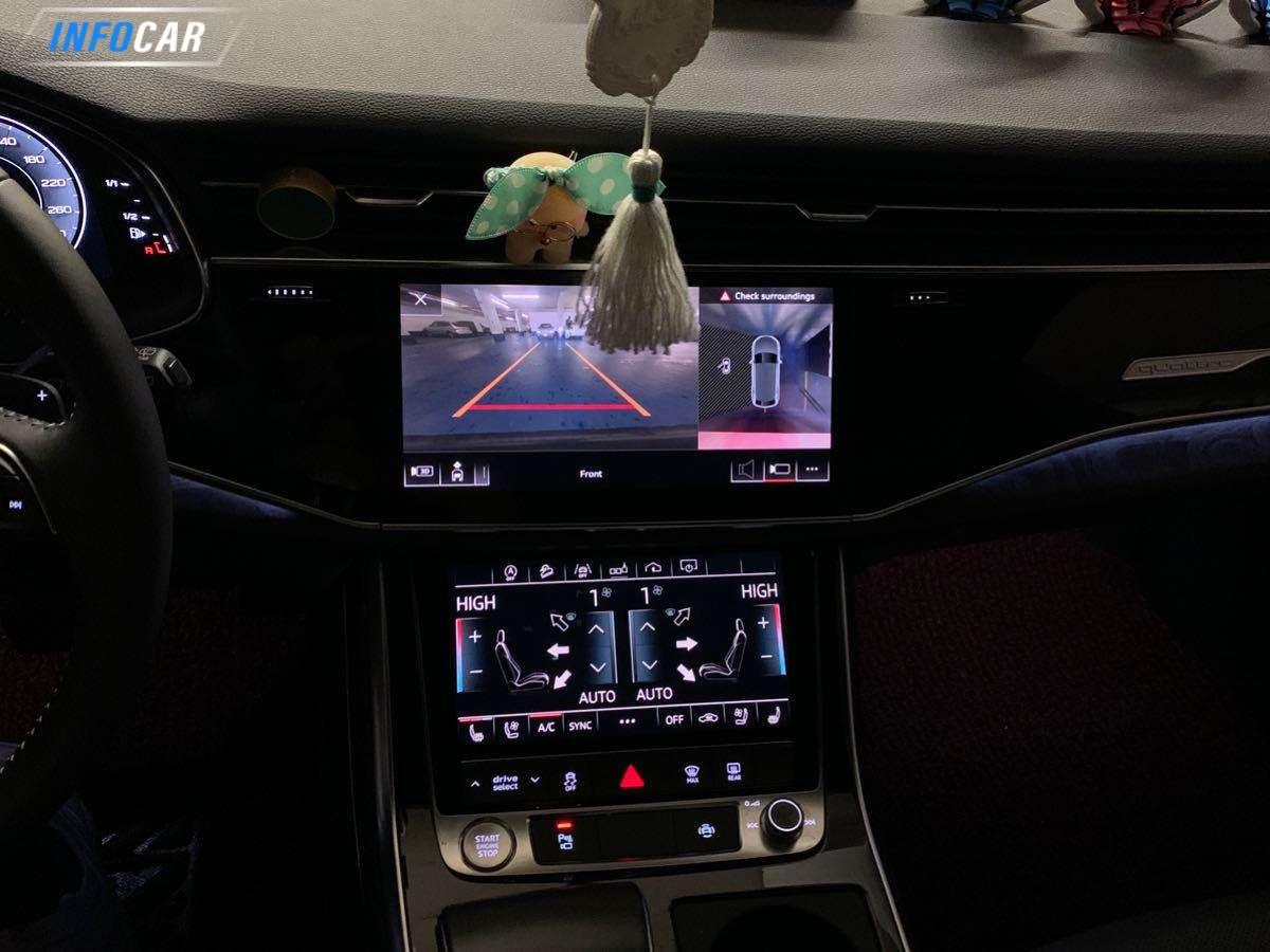 2019 Audi Q8 progressive+sline+driver assist+black optic - INFOCAR - Toronto's Most Comprehensive New and Used Auto Trading Platform