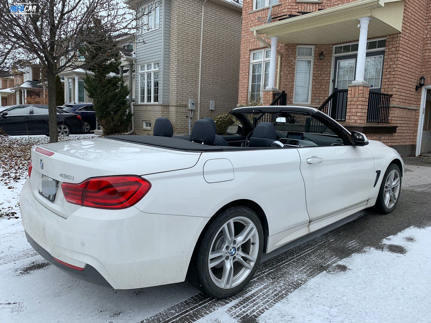 2019 BMW 4-Series Cabriolet - INFOCAR - Toronto's Most Comprehensive New and Used Auto Trading Platform