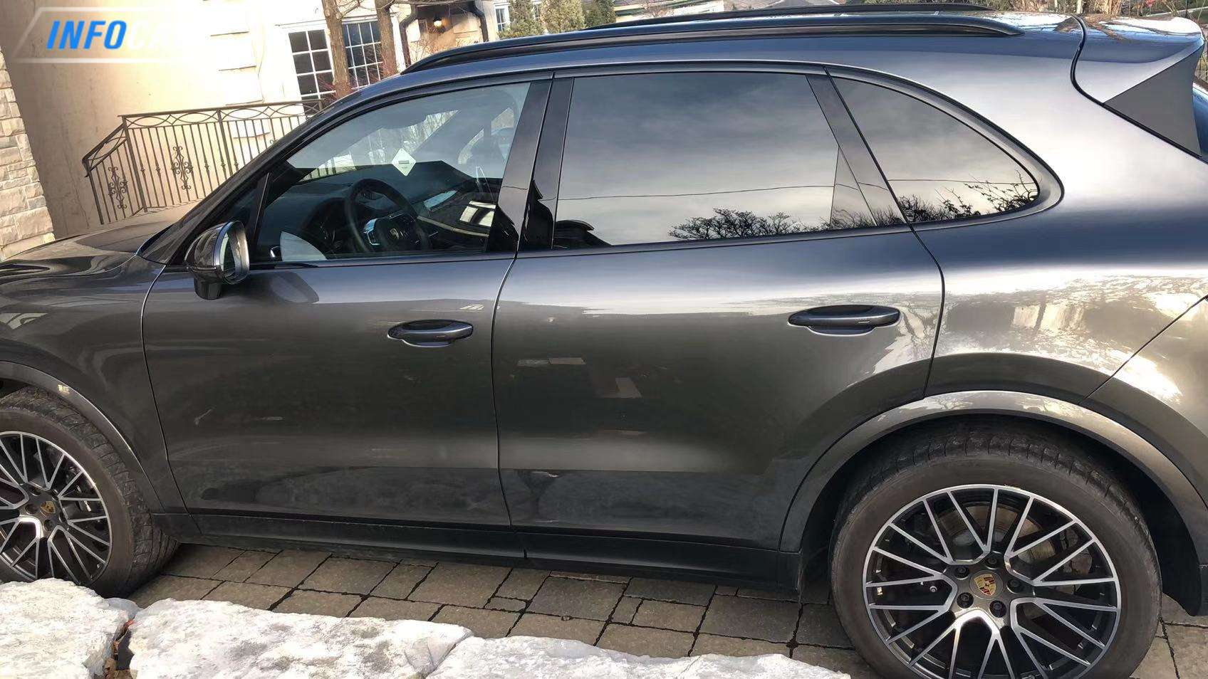 2019 Porsche Cayenne s - INFOCAR - Toronto's Most Comprehensive New and Used Auto Trading Platform