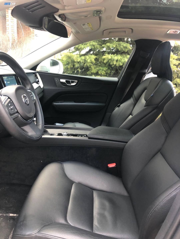 2019 Volvo XC60 Momentum vision pkg & climate pkg - INFOCAR - Toronto's Most Comprehensive New and Used Auto Trading Platform