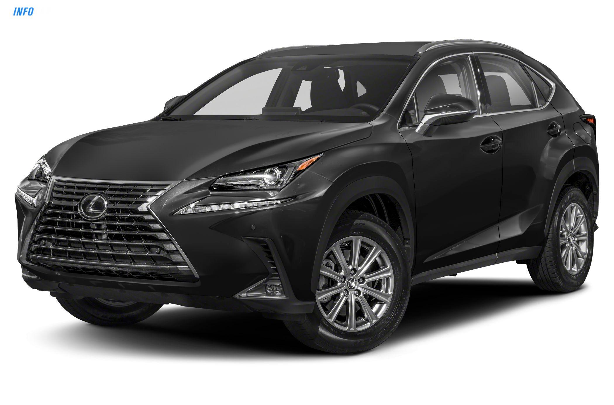 2020 Lexus NX 300 base - INFOCAR - Toronto's Most Comprehensive New and Used Auto Trading Platform