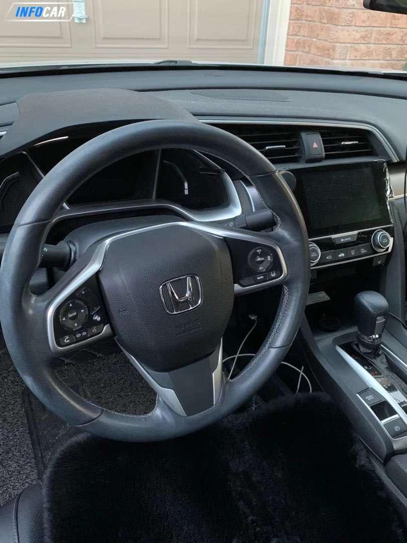 2017 Honda Civic Touring - INFOCAR - Toronto's Most Comprehensive New and Used Auto Trading Platform