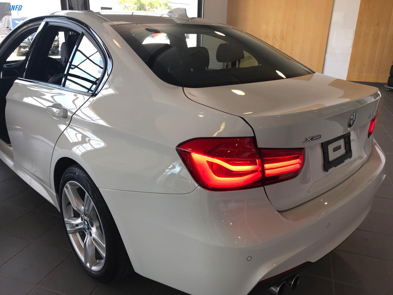 2018 BMW 3-Series 330 xdrive - INFOCAR - Toronto's Most Comprehensive New and Used Auto Trading Platform