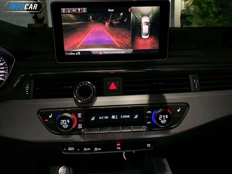 2018 Audi A4 progressive - INFOCAR - Toronto's Most Comprehensive New and Used Auto Trading Platform