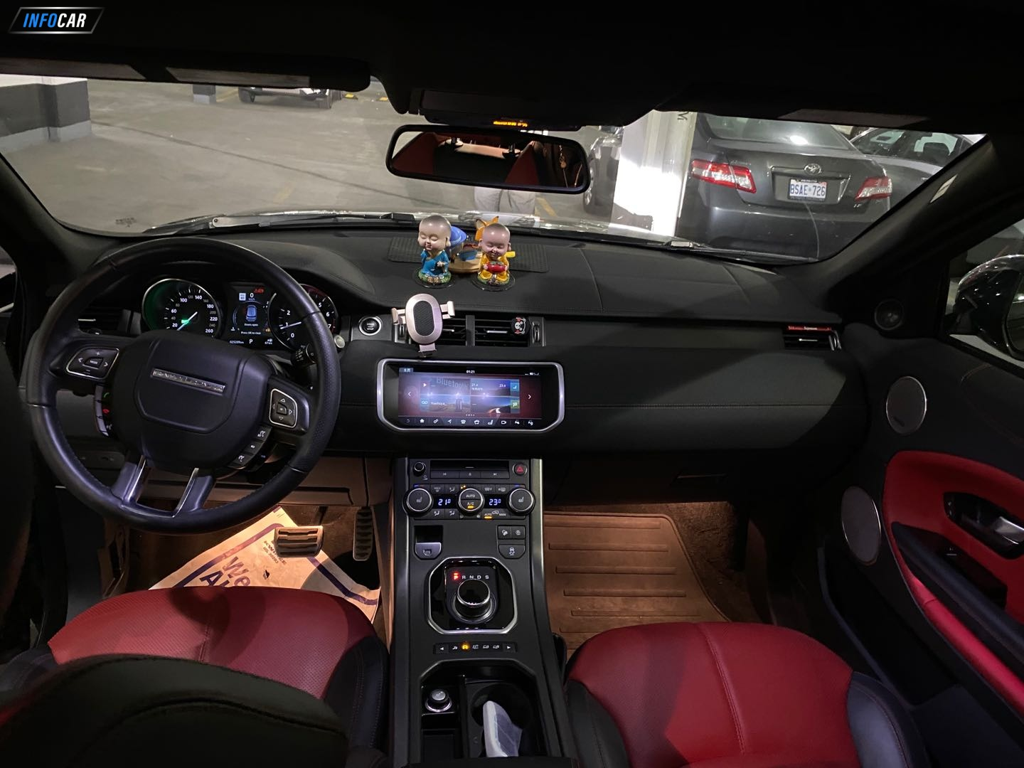 2018 Land Rover Range Rover Evoque HSE Dynamic - INFOCAR - Toronto's Most Comprehensive New and Used Auto Trading Platform
