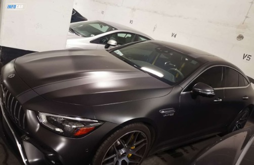 2019 Mercedes-Benz AMG GT 63s Edition one - INFOCAR - Toronto's Most Comprehensive New and Used Auto Trading Platform