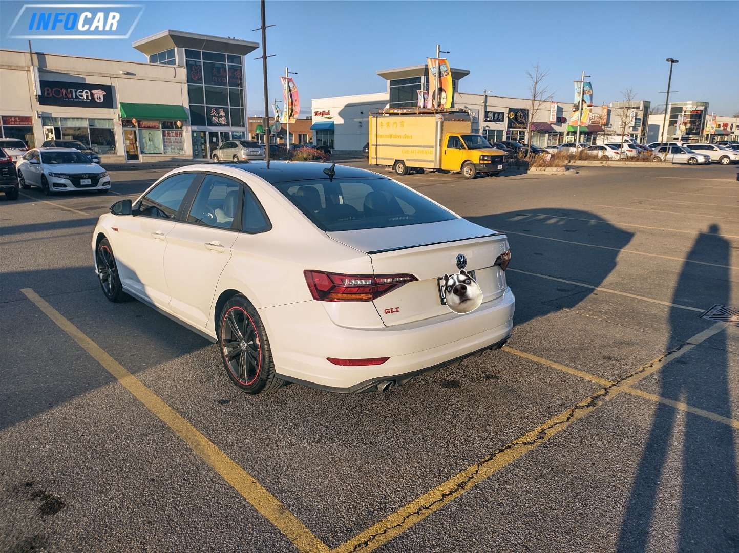 2019 Volkswagen Jetta GLI - INFOCAR - Toronto's Most Comprehensive New and Used Auto Trading Platform