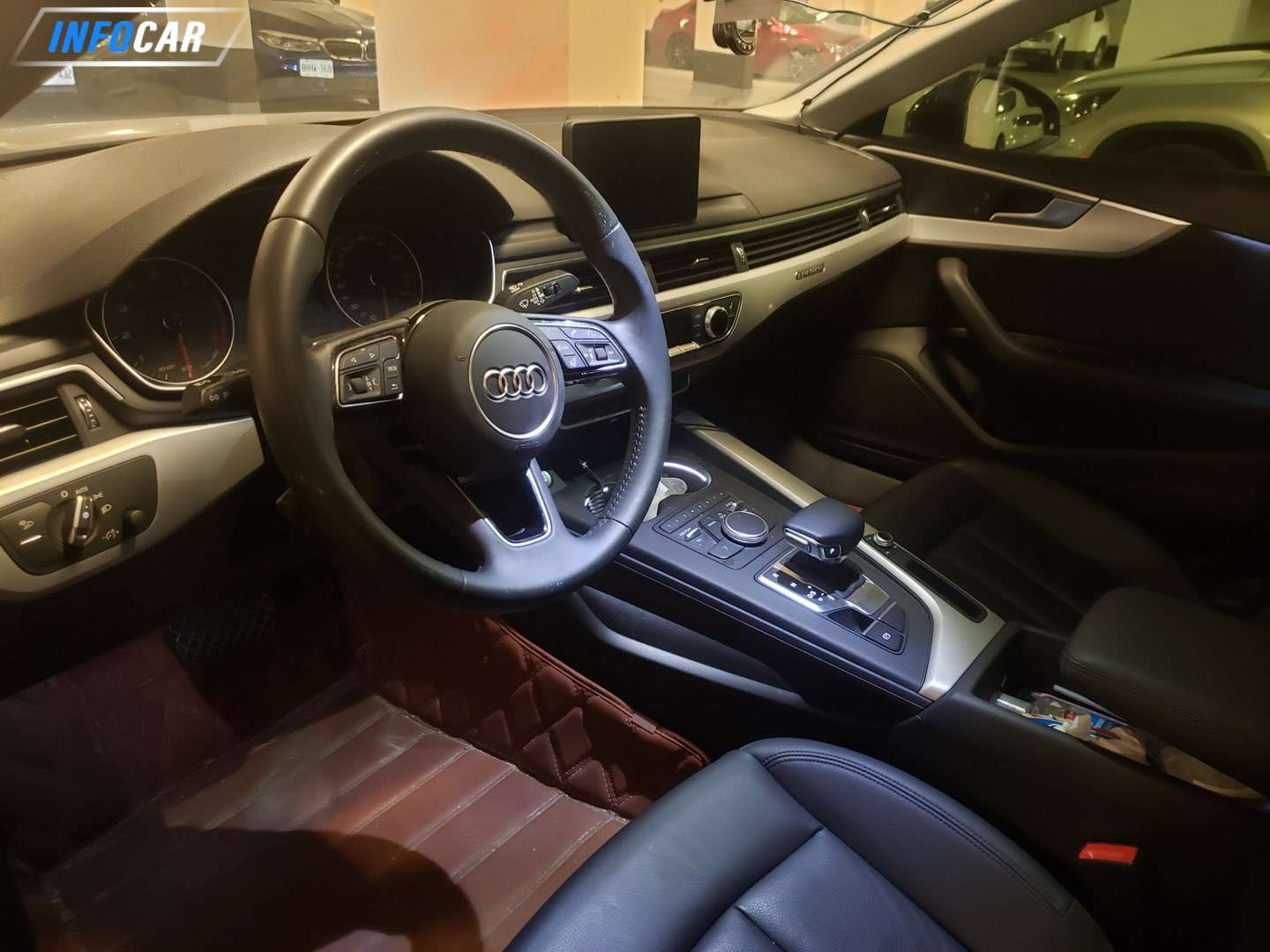 2018 Audi A5  - INFOCAR - Toronto's Most Comprehensive New and Used Auto Trading Platform