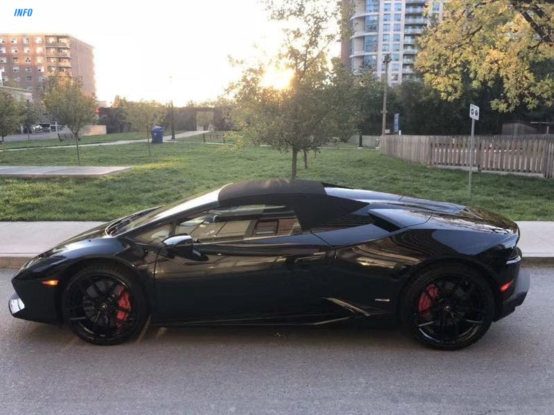 2017 Lamborghini Huracan 610-4 - INFOCAR - Toronto's Most Comprehensive New and Used Auto Trading Platform