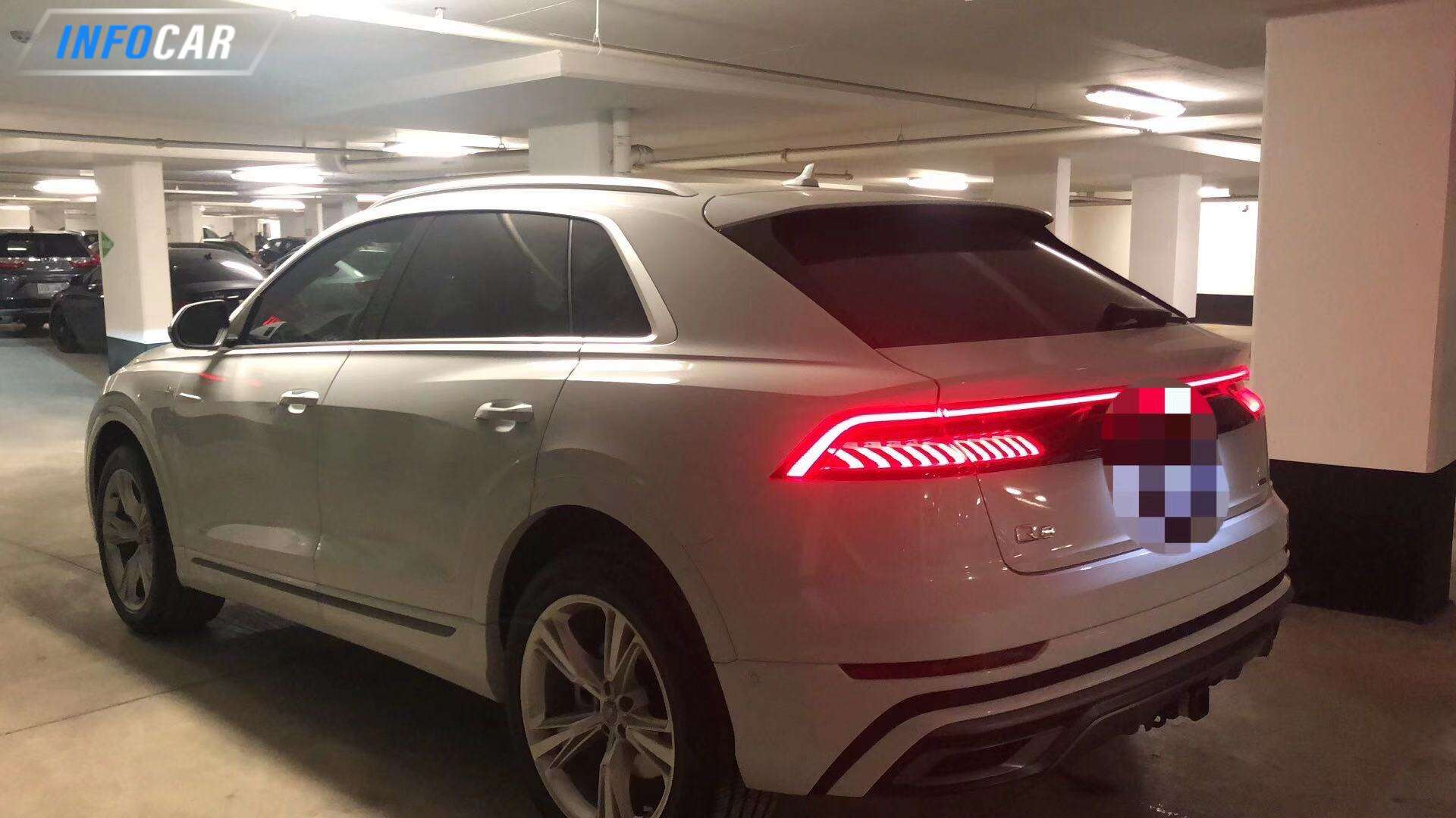 2019 Audi Q8 progressive+sline - INFOCAR - Toronto's Most Comprehensive New and Used Auto Trading Platform