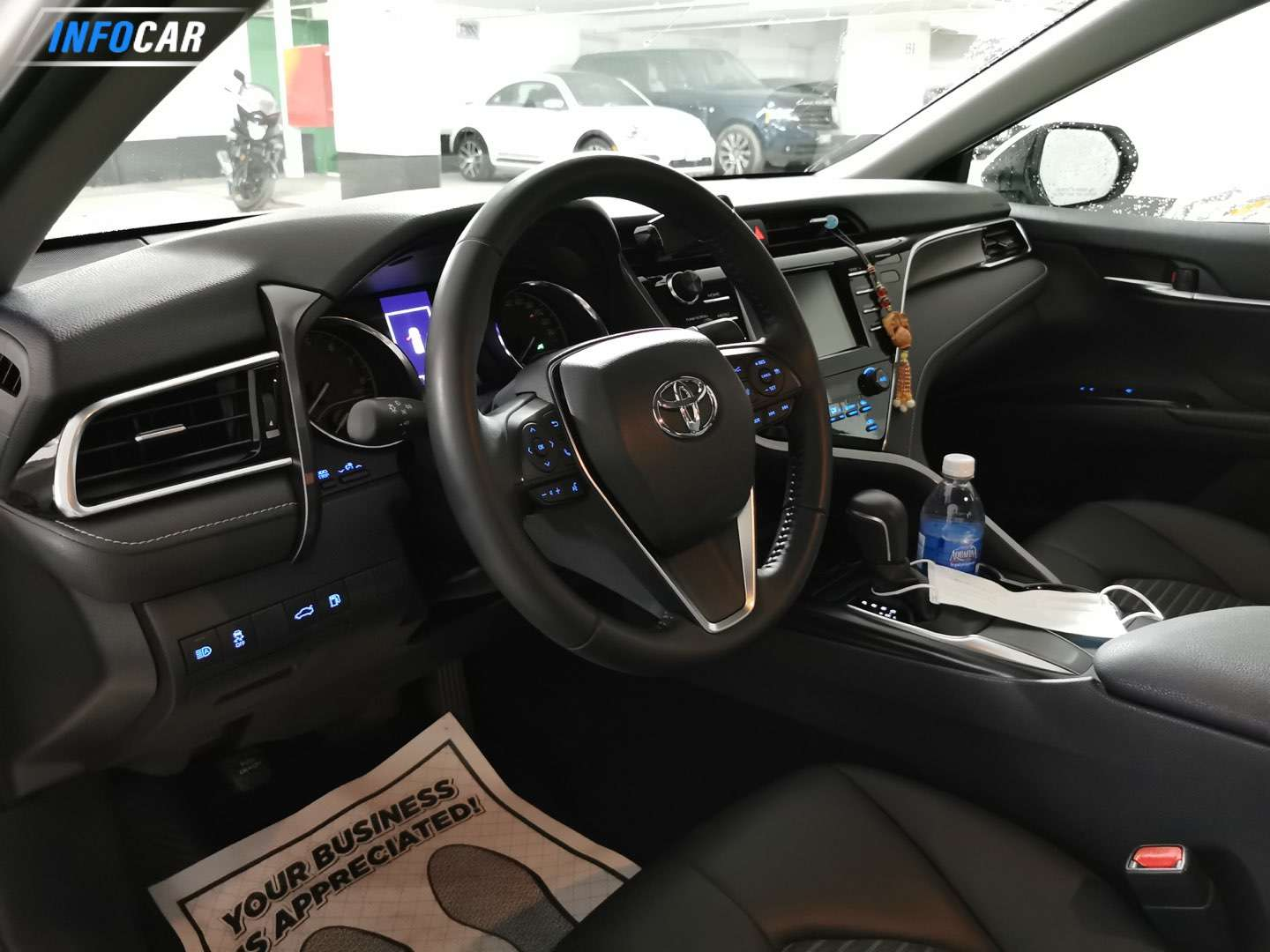 2018 Toyota Camry  - INFOCAR - Toronto's Most Comprehensive New and Used Auto Trading Platform