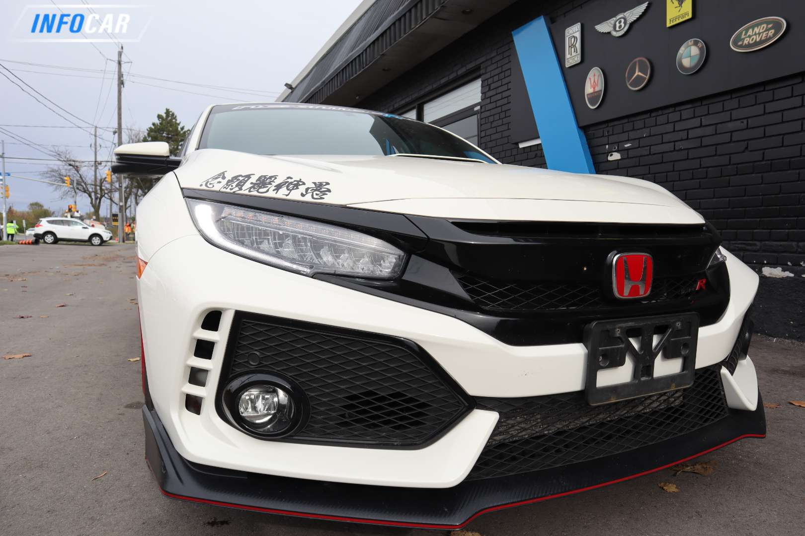 2018 Honda Civic typeR - INFOCAR - Toronto's Most Comprehensive New and Used Auto Trading Platform