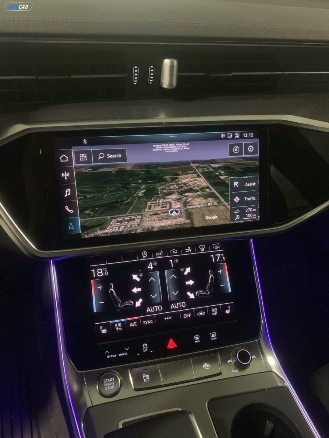 2019 Audi A7 顶配 - INFOCAR - Toronto's Most Comprehensive New and Used Auto Trading Platform