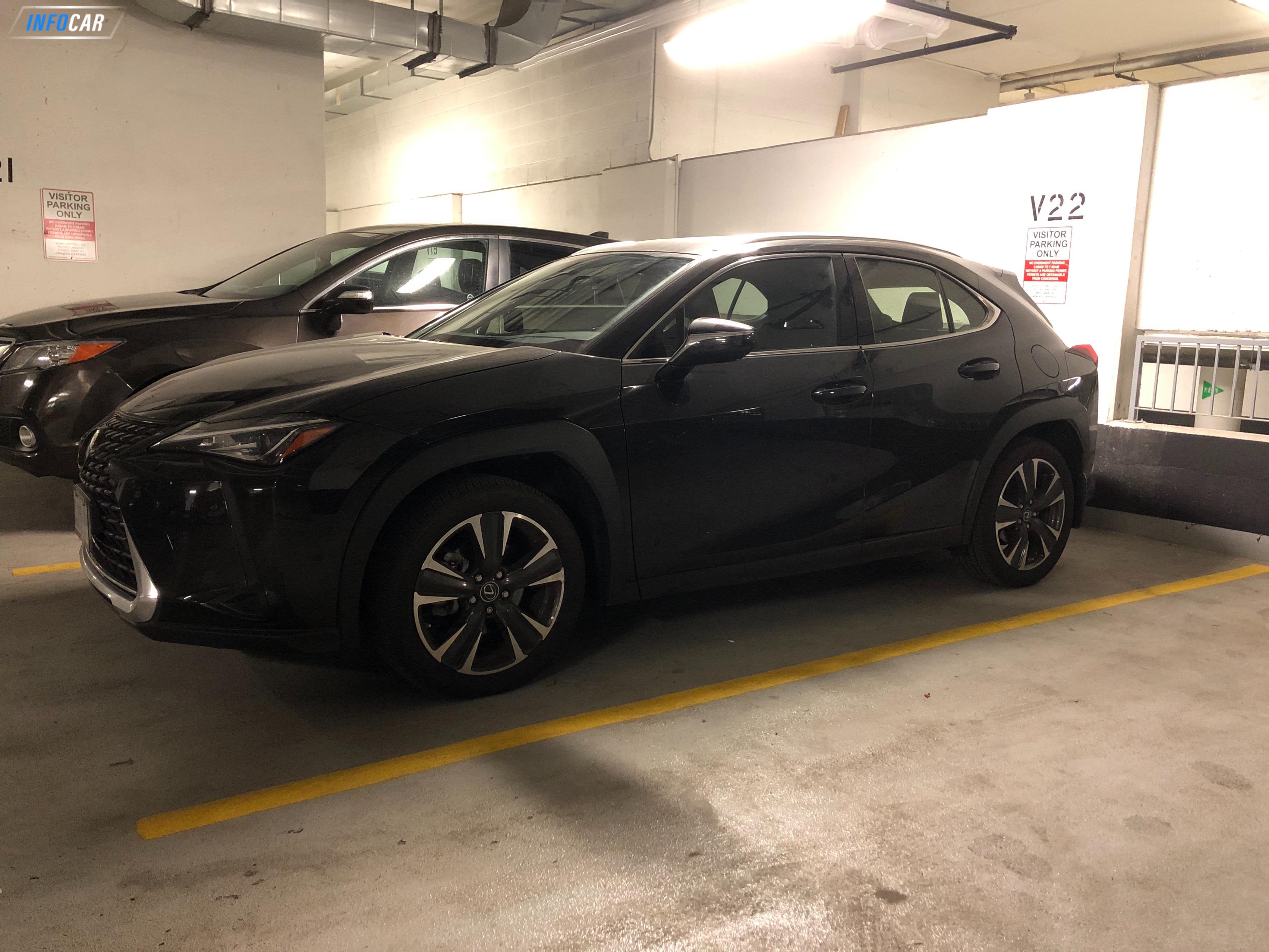 2019 Lexus UX 250h  - INFOCAR - Toronto's Most Comprehensive New and Used Auto Trading Platform