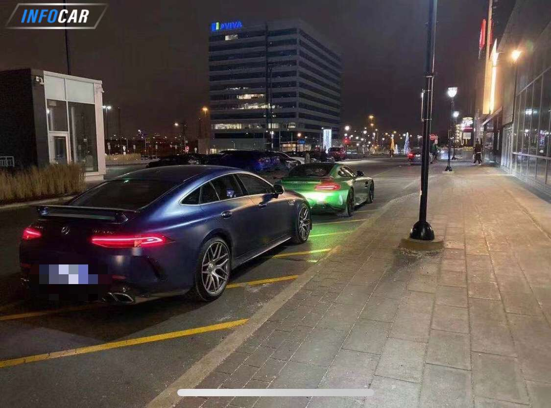 2019 Mercedes-Benz AMG GT 63S - INFOCAR - Toronto's Most Comprehensive New and Used Auto Trading Platform