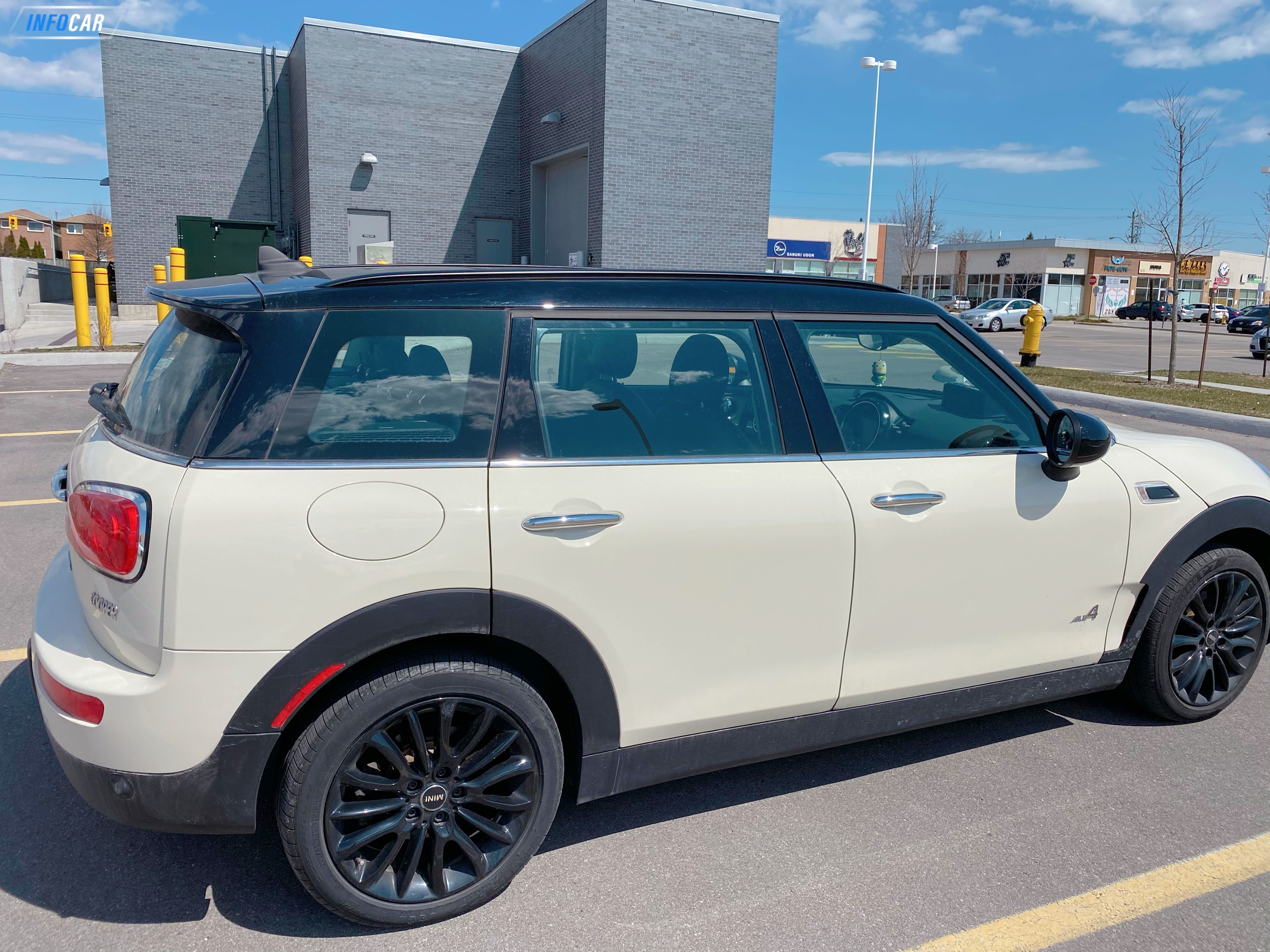 2018 MINI Clubman ALL4 - INFOCAR - Toronto's Most Comprehensive New and Used Auto Trading Platform