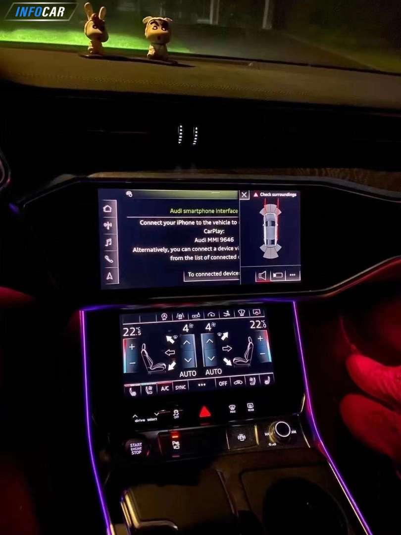 2020 Audi A7 technik - INFOCAR - Toronto's Most Comprehensive New and Used Auto Trading Platform
