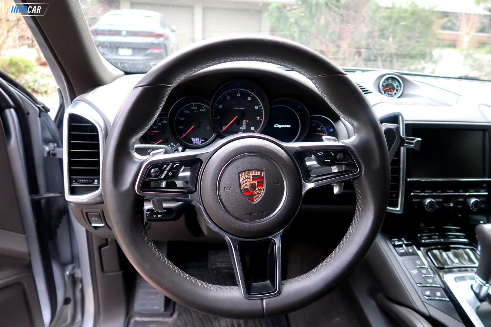 2016 Porsche Cayenne  - INFOCAR - Toronto's Most Comprehensive New and Used Auto Trading Platform