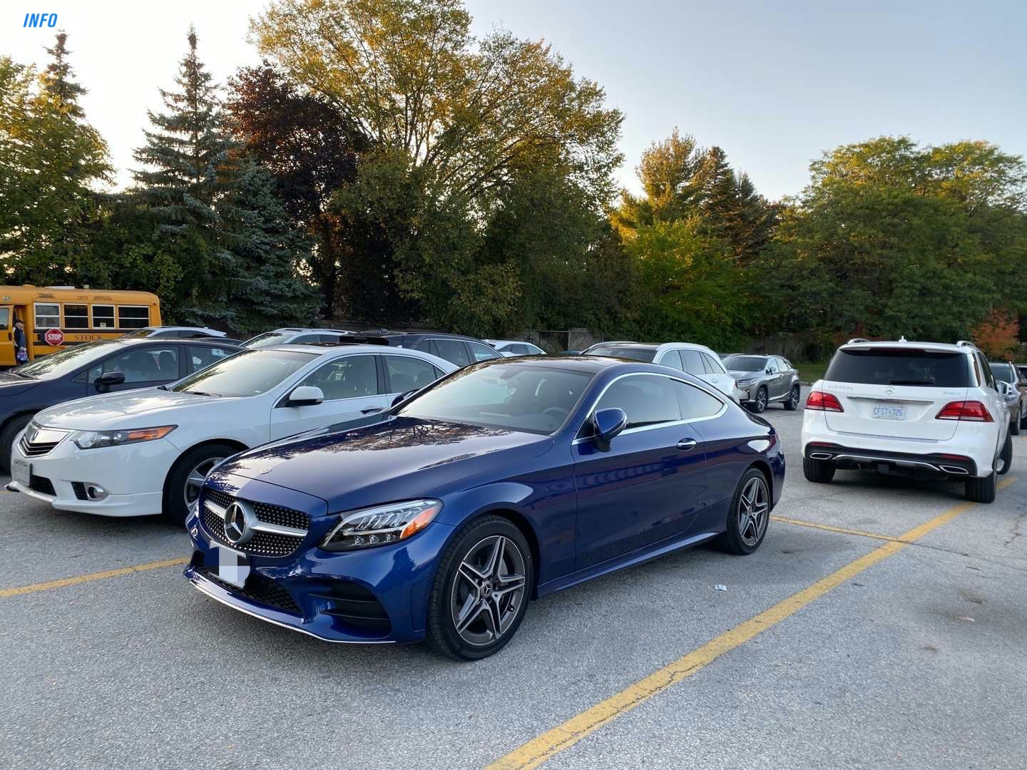 2020 Mercedes-Benz C-Class 300 coupe - INFOCAR - Toronto's Most Comprehensive New and Used Auto Trading Platform