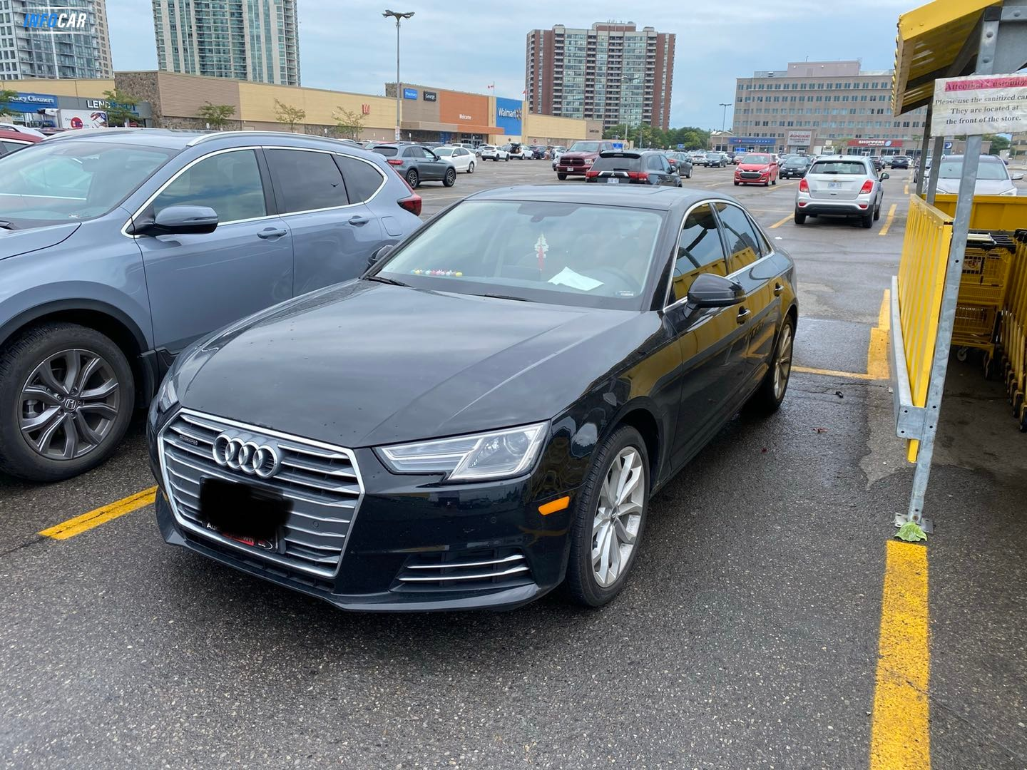 2017 Audi A4  - INFOCAR - Toronto's Most Comprehensive New and Used Auto Trading Platform