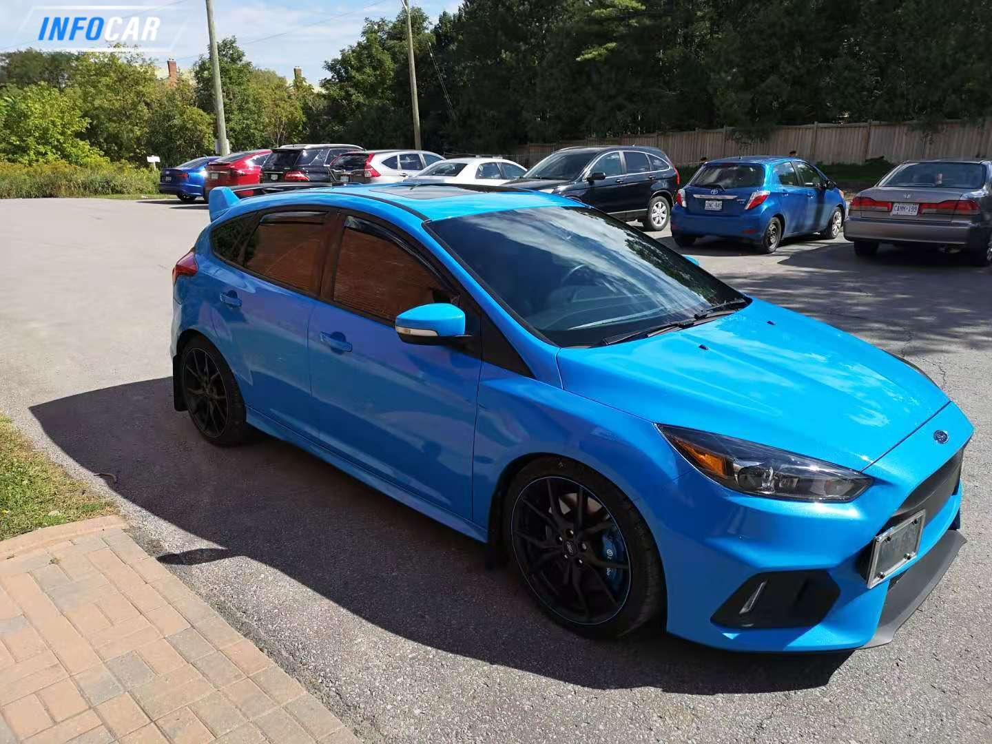 2017 Ford Focus RS - INFOCAR - Toronto's Most Comprehensive New and Used Auto Trading Platform
