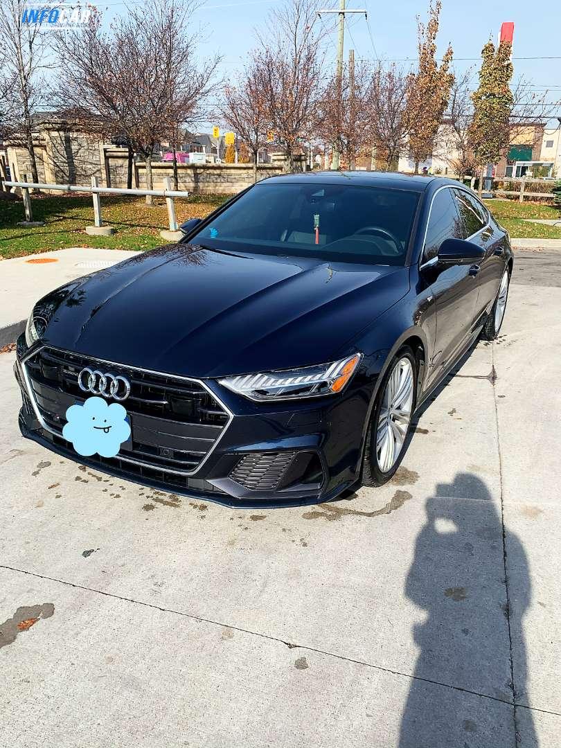 2019 Audi A7 3.0T Progressiv - INFOCAR - Toronto's Most Comprehensive New and Used Auto Trading Platform