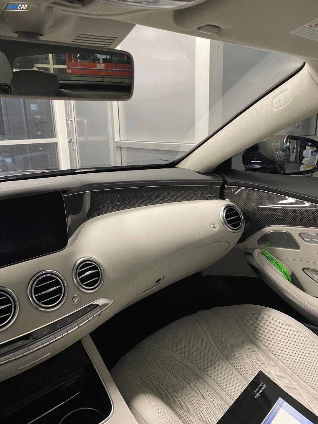 2019 Mercedes-Benz S-Class 63 - INFOCAR - Toronto's Most Comprehensive New and Used Auto Trading Platform
