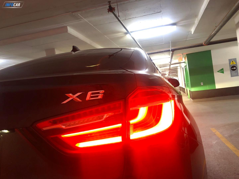 2019 BMW X6   - INFOCAR - Toronto's Most Comprehensive New and Used Auto Trading Platform