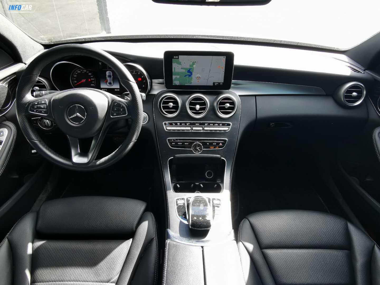 2018 Mercedes-Benz C-Class c300 sedan - INFOCAR - Toronto's Most Comprehensive New and Used Auto Trading Platform