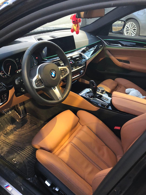 2018 BMW 5-Series 530i - INFOCAR - Toronto's Most Comprehensive New and Used Auto Trading Platform