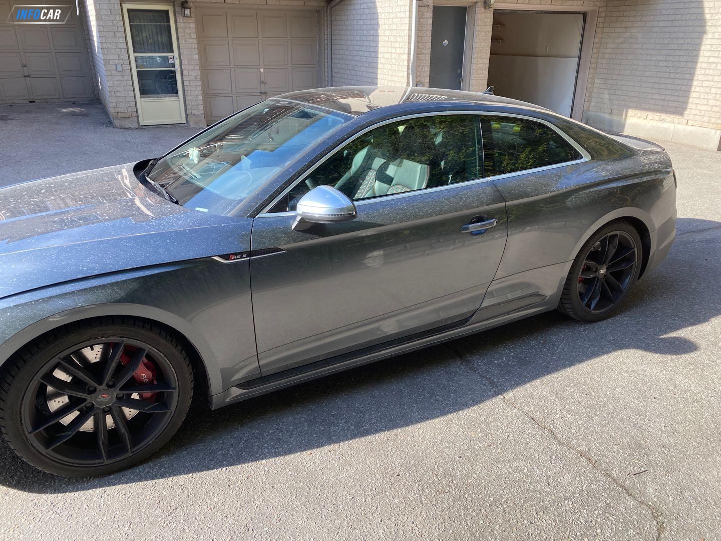 2018 Audi RS 5  - INFOCAR - Toronto's Most Comprehensive New and Used Auto Trading Platform