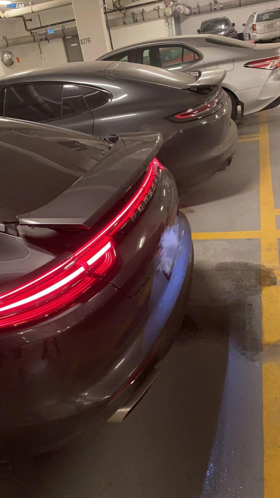 2018 Porsche Panamera 4 - INFOCAR - Toronto's Most Comprehensive New and Used Auto Trading Platform